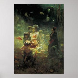 Sadko in the Underwater Kingdom Poster