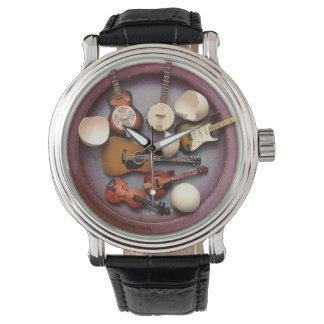 Sado-Domestics Two-Egg Scrambler Vintage Watch