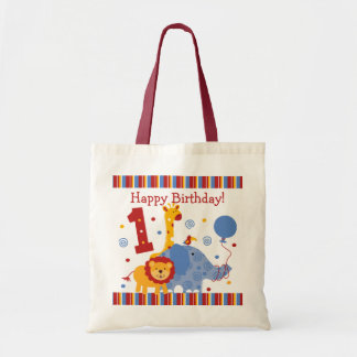 Safari 1st Birthday Custom Bag