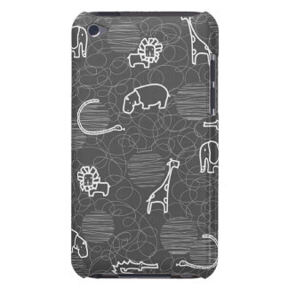 safari animals 5 barely there iPod covers