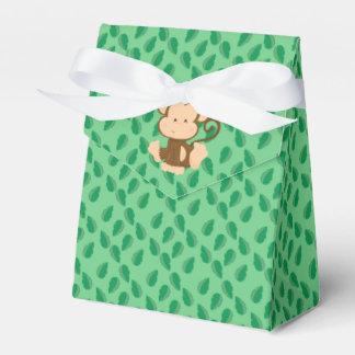 Safari Animals | Baby Monkey Party Favour Boxes