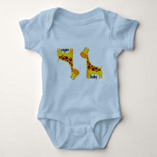 safari baby baby bodysuit