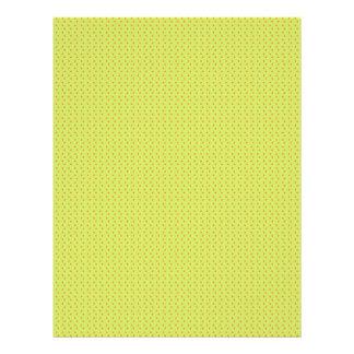Safari Boy O Dual-Sided Paper Polka Dot A 21.5 Cm X 28 Cm Flyer