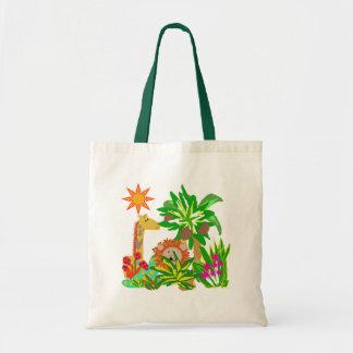 Safari Budget Tote Bag