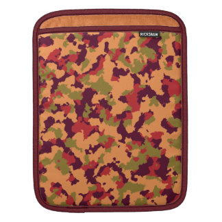Safari Camouflage Sleeves For iPads