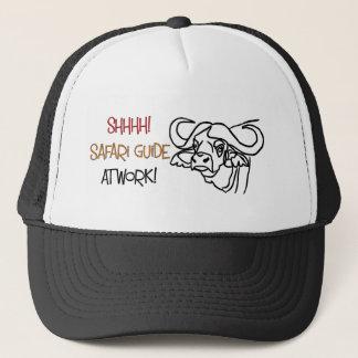 Safari Guide Baseball Trucker Hat