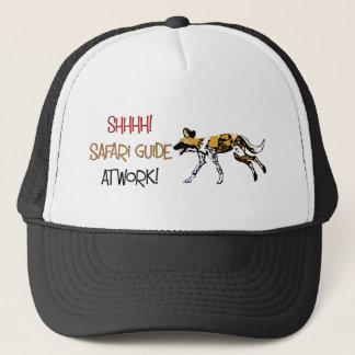 Safari Guide baseball, Trucker Hat