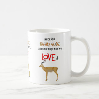 Safari Guides Mug