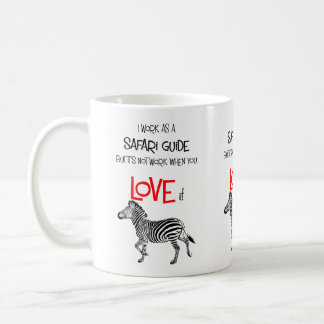 Safari Guides Mug
