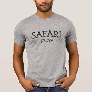 Safari Kenya - Grey Tee