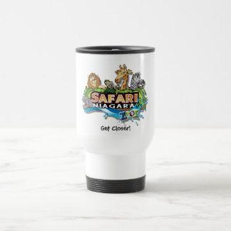 Safari Niagara Beverage Container Stainless Steel Travel Mug