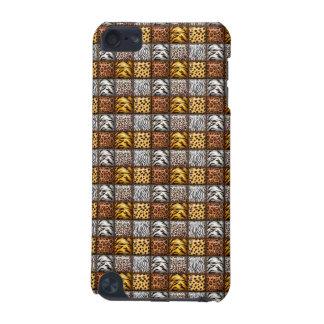 Safari Print Tiles iPod Touch 5G Cover