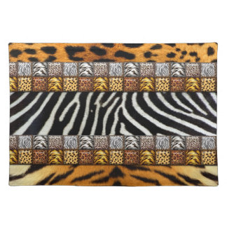 Safari Prints Placemat