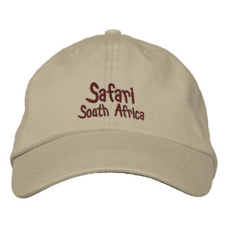 Safari South Africa Hat Baseball Cap
