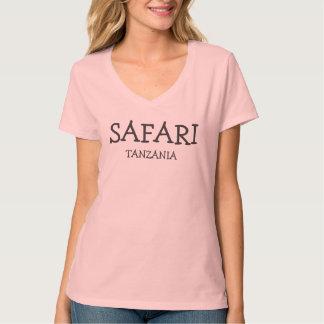 Safari Tanzania T-shirt