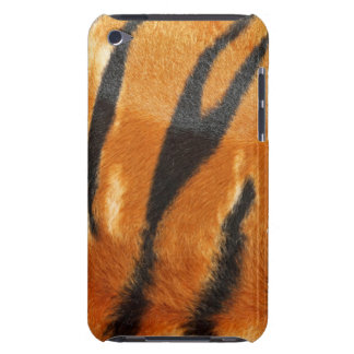 Safari Tiger Stripes Print iPod Touch Case
