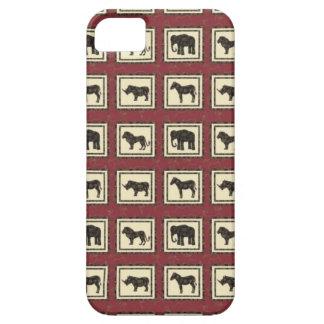 Safari Tiles iPhone 5 Cover