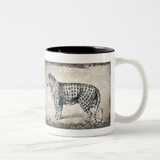 Safari Two-Tone Coffee Mug