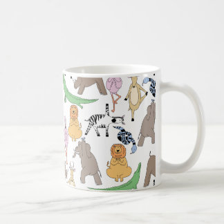 Safari Yoga Mug