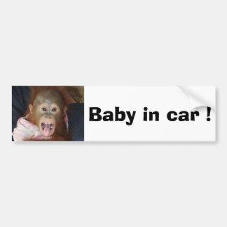 Safe Driving Bumper Sticker