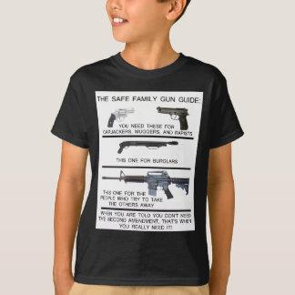 SAFE FAMILY GUN GUIDE TEES