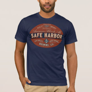 Safe Harbor Round Medalion 2 T-Shirt
