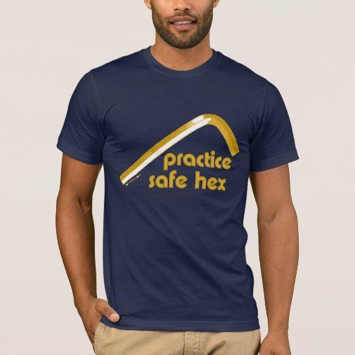 Safe Hex (Dark) T-Shirt