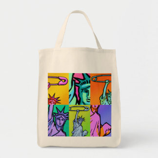 SAFE Liberty Pop6: Tote Bag (Multiple Styles)
