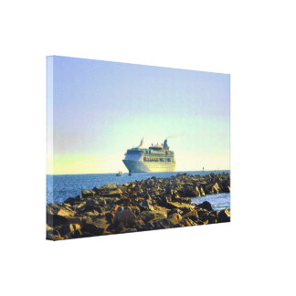 Safe Passage Gallery Wrap Canvas