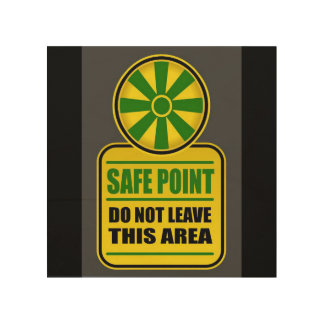 Safe Point Sign