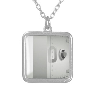 Safe Silver Plated Necklace