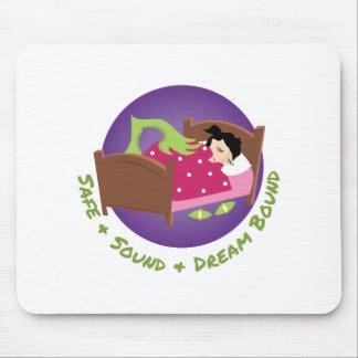 Safe & Sound Mouse Pad