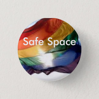 Safe Space Pin