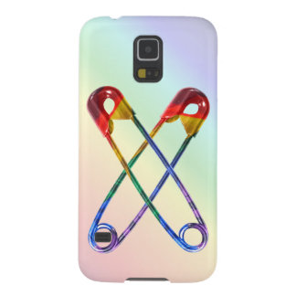 Safe-ty Pin Case For Galaxy S5