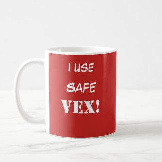 Safe VEX! Mug