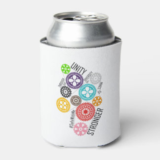 Safe With Me Cogs Can Cooler