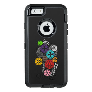 Safe With Me Cogs iPhone & Samsung Otterbox Case