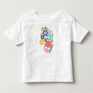 Safe With Me Cogs Toddler Jersey T-Shirt