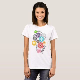 Safe With Me Cogs Women's Basic T-Shirt