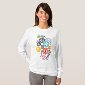 Safe With Me Cogs Women's Basic Long Sleeve Tee