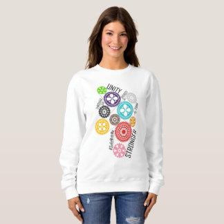 Safe With Me Cogs Women's Basic Sweatshirt