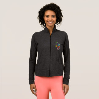 Safe With Me Cogs Women's Practice Jacket