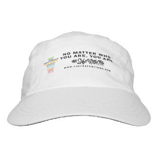 Safe With Me Cross Performance Hat