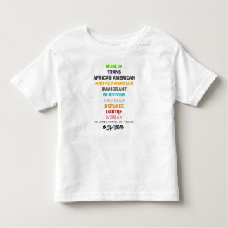 Safe With Me Cross Toddler Jersey T-Shirt