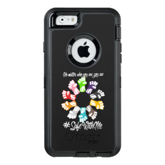 Safe With Me Fists iPhone & Samsung Otterbox Case