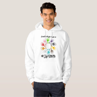 Safe With Me Fists Men's Basic Hoodie