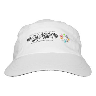 Safe With Me Fists Performance Hat