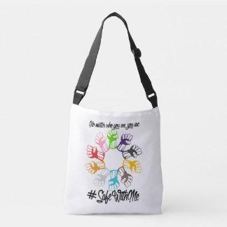 Safe With Me Fists Sling Bag
