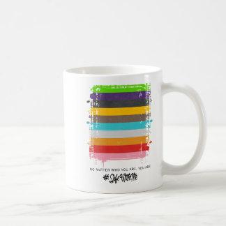 Safe With Me Flag Classic Mug