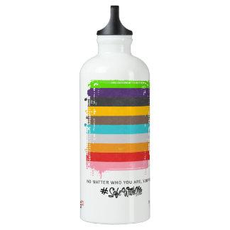 Safe With Me Flag Sigg Water Bottle SIGG Traveller 0.6L Water Bottle